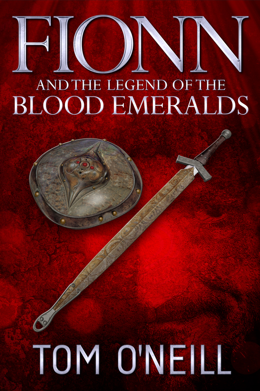 Fionn & the legend of the blood emeralds