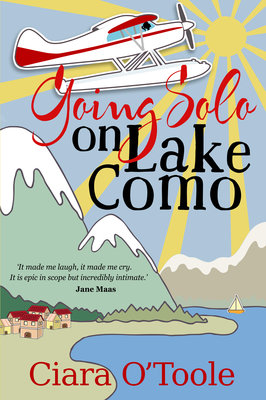 going_solo_on_lake_como ciara otoole
