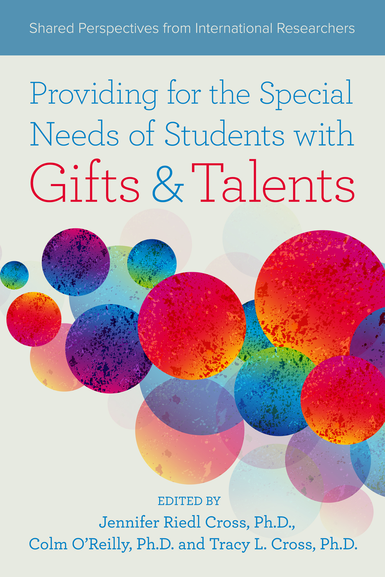 Providing for the special needs of students with gifts and talents